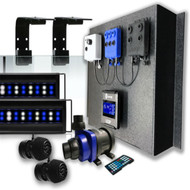 "48"" - 60"" IC LOOP PRO Dual LED Marine Complete System - Current USA"