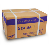 Sea Salt (25  kg - 200 Gallons) Box - Aquaforest