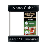 Shrimp Cube (2.5 Gallon) Aquarium - JBJ Dennerle