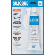 Silicone Sealant 3 Oz. Tube Clear - Aqueon