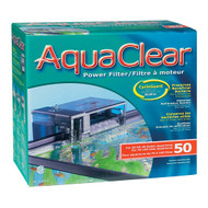 Hagen Aquaclear Hang On Power Filter 50 (up to 50 Gal) - Fluval