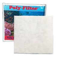 "Poly Filter Floss Pad 12 x 12"" Polyfilter - Bio Marine"