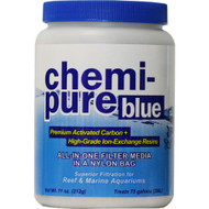 Chemi Pure Blue Grande (44 oz) - Aquarium Filtration Media - Boyd
