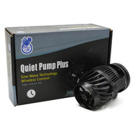 QP-S16 Quiet Pump Plus with Wireless Control (50+ Gallons) - Coral Box