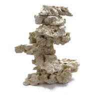 20 lb STAX Porous Oolitic Limestone Dry Rock - Two Little Fishies