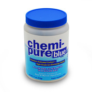 Chemi Pure Blue (11 oz) - Aquarium Filtration Media - Boyd