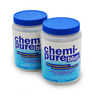 Chemi Pure Blue 11 oz (Twin Pack) - Aquarium Filtration Media - Boyd