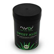 Sweet Aloe Fish Food (70 gm - 2.5 oz) - NYOS