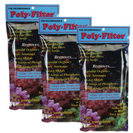 "Poly Filter Floss Pad 4 X 8"" (Three Pack) Polyfilter - Bio Marine"