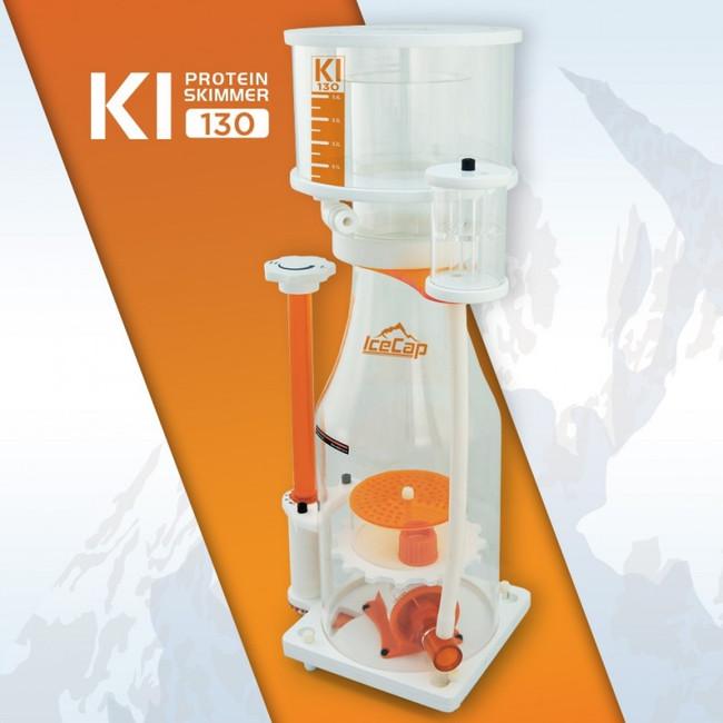 k1 130 protein skimmer 80 140 gallons icecap saltwateraquarium com