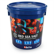 Blue Small Bucket Red Sea Salt 55 Gallon (Not Coral Pro) - Red Sea