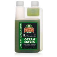 OceanMagik (128 oz) Live Phytoplankton 4 Species Blend - Algae Barn