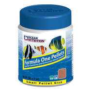 Formula One Small Pellets Food (7 oz) - Ocean Nutrition