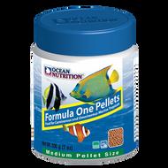 Formula One Medium Pellets Food (7 oz) - Ocean Nutrition