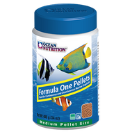 Formula One Medium Pellets Food (14 oz) - Ocean Nutrition