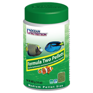 Formula Two Medium Pellets Food (14 oz) - Ocean Nutrition