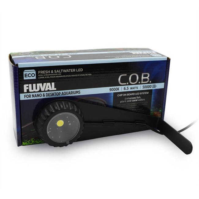 fluval c o b chip on board nano led 6 5 watt fluval