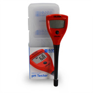 HI98103 Checker pH Tester with 0.1 pH Resolution - Hanna Instruments