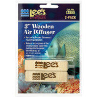 Wooden Air Diffuser 3 Inch (2 Pack) - Lees