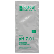 pH 7.01 Calibration Buffer 20 ml (Single Pack) - Hanna Instruments