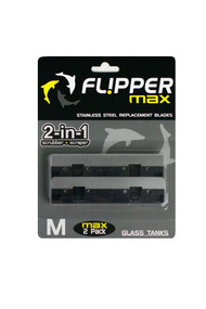 Flipper Max Stainless Steel Replacment Blades (2 pack)  - Flipper