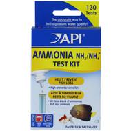Ammonia Test Kit (130 Tests) - API