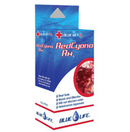 Red Cyano Rx (Treats 400 Gallons) Removes Cyanobacteria - Blue Life USA