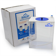 "Medium 2.5L Dosing Container (6.3"" x 4.3"" x 8"") - IceCap"