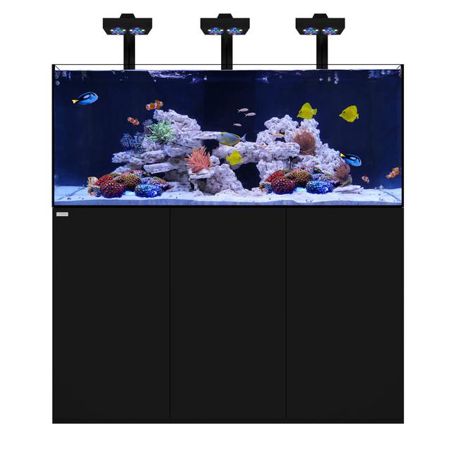 reef pro 190 5 black plus edition waterbox saltwateraquarium com