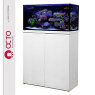 OCTO LUX T60 32gal White Aquarium System - Reef Octopus