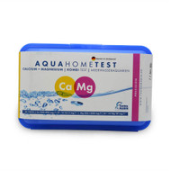 CA + MG Calcium/Magnesium AquaHome Precision Test Kit (50 Tests) - Fauna Marin