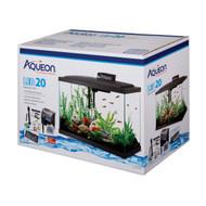 "20 Gallon High LED Beginner Aquarium Kit (24"" x 13"" x 17"") - Aqueon"