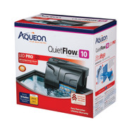 QuietFlow LED PRO 10 Aquarium Power Filters - Aqueon