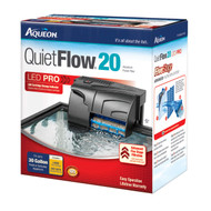 QuietFlow LED PRO 20 Aquarium Power Filters - Aqueon