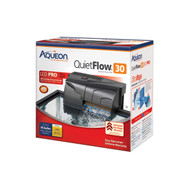 QuietFlow LED PRO 30 Aquarium Power Filters - Aqueon