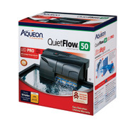 QuietFlow LED PRO 50 Aquarium Power Filters - Aqueon