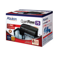 QuietFlow LED PRO 75 Aquarium Power Filters - Aqueon