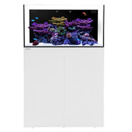 AIO 50.3 Aquarium w/White Stand - Waterbox