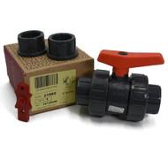 "1-1/4"" Socket/Thread Combo True Union Ball Valves - Cepex"