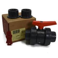 "1-1/2"" Socket/Thread Combo True Union Ball Valves - Cepex"