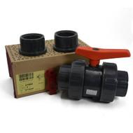 "2"" Socket/Thread Combo True Union Ball Valves - Cepex"