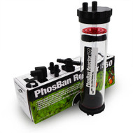 PhosBan Reactor 150 Kit w/Sicce Pump & Hose - Two Little Fishies