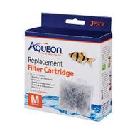Replacement Filter Cartridges (MEDIUM) 3 Pack -  Aqueon