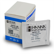 HI701-25 Free Chlorine Checker Reagent (25 Tests) - Hanna Instruments