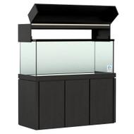 """60"""" MEGA Matrix Black (150 Gallon) Aquarium - Planet Aquariums"""