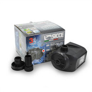 Multi Quiet 1300 Water Pump (320 GPH) - Sicce
