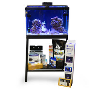SaltwaterAquarium.com 20 Gallon Beginner Budget Reef Kit