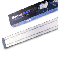"""36"""" StingRAY 2 Silver Aquarium LED - Finnex"""