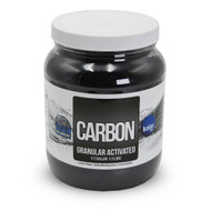 Bulk Aquarium Large Particle Carbon  - Calgon (1/2 Gallon - 1.5 lbs)