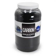 Bulk Aquarium Large Particle Carbon - Calgon (1 Gallon - 3 lbs)